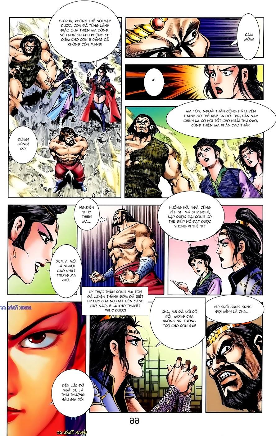 Cơ Phát Khai Chu Bản chapter 110 trang 10