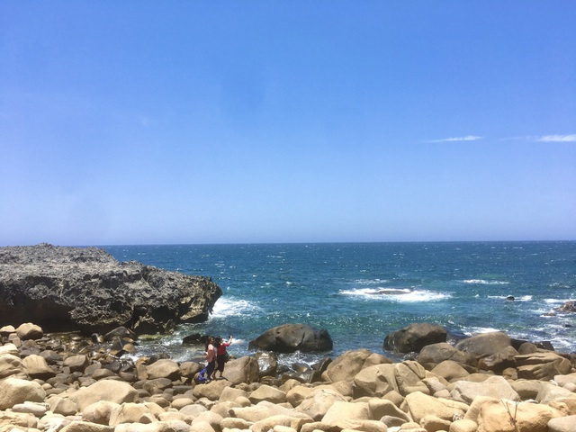 Ninh Thuan - The land is not only sunny and windy