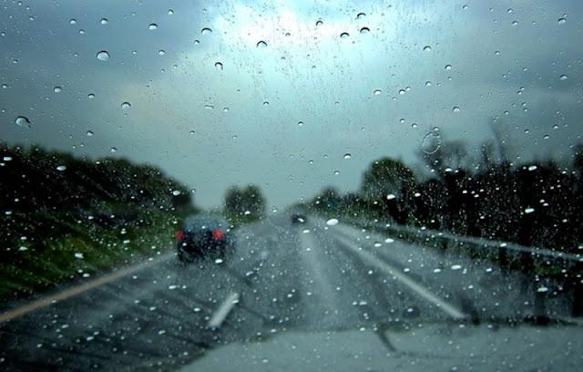 Правила вождения в дождь