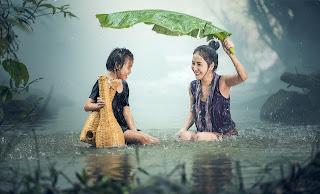 बारिश, बिहार में बारिश, किन किन राज्य मे बारिश, बाढ, पानी