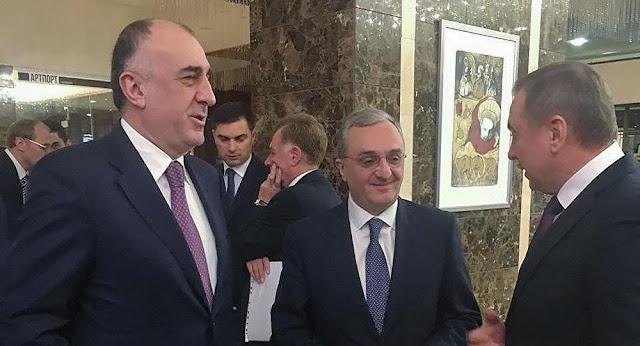 Mnatsakanyan anunció que pronto se reunirá con Mammadyarov