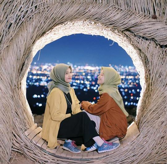 Tiket Masuk Lokasi dan Rute Menuju hutan Pinus Pengger Bantul Yogyakarta