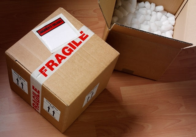 how to safely ship fragile items internationally shipping packages carefully