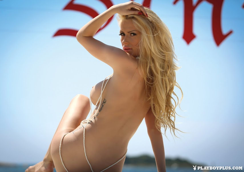 [Playboy Plus] Bozana Vujinovic - Playboy Croatia