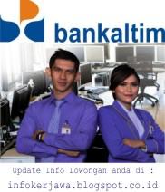 Lowongan Kerja Bank BPD Kaltim