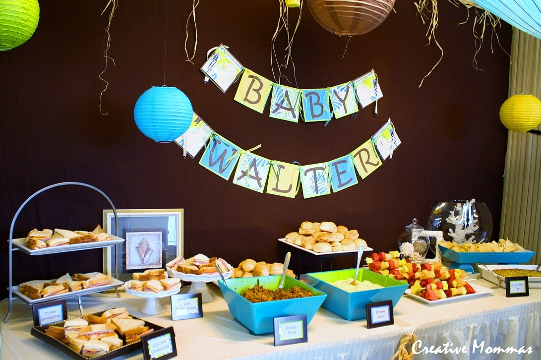 Good Baby Shower Themes For A Girl