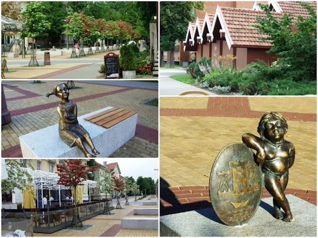 Kłajpeda; Litwa; Lietuva; Klaipeda; Lithuania; port; morze; statki; old mall hotel; Iešmininkas