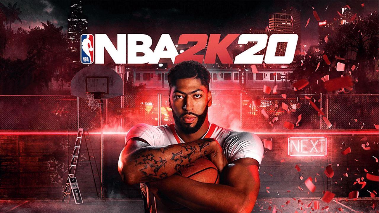 Link Tải Game NBA 2K20 Free Download