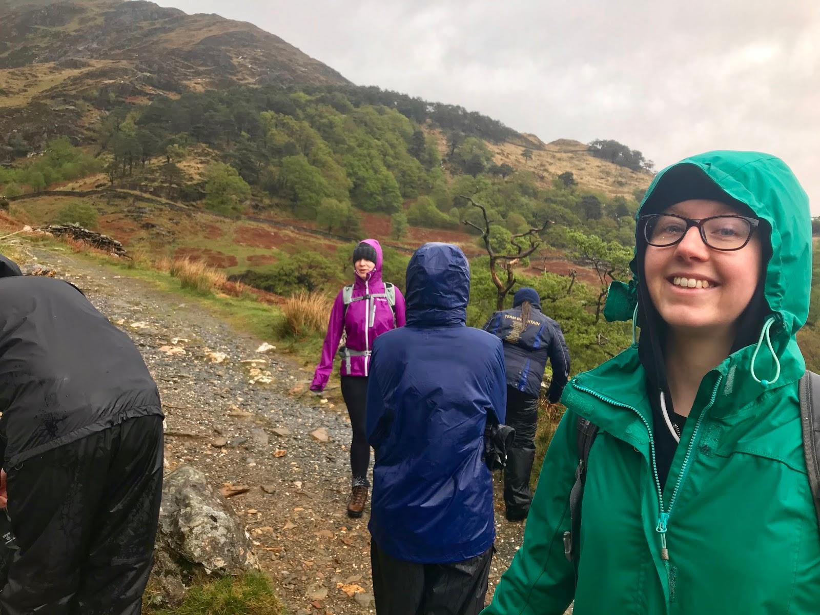 Maggie May - Weekend in Snowdonia