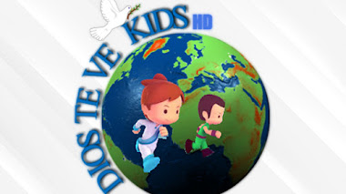 Dios Te Ve Kids (Honduras) | Canal Roku | Infantil, Religión, Películas y Series, Televisión en Vivo