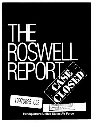 The Roswell Report: Case Closed Free PDF book