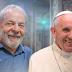 Lula e Papa Francisco discutirão sobre fome e intolerância nesta quinta-feira