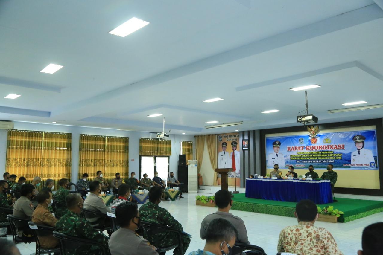 SKD akan Lebih Diperkuat untuk Pengamanan Seluruh Wilayah