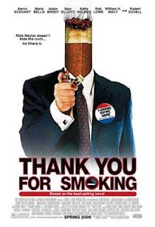Danke fürs rauchen von Zigaretten