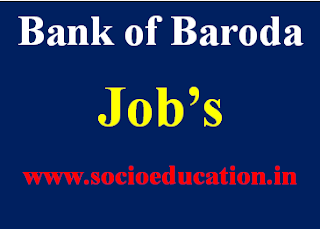 Bank of Baroda Recruitment for Chief Risk Officer Post 2020