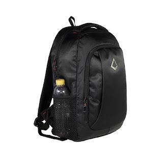 Jual [Carion] Tas Ransel Laptop | Backpack Pria Wanita Classic + Raincover
