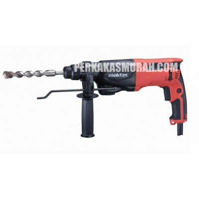 MESIN BOR BETON MAKTEC MT871 ( NEW 3 MODE ROTTARY HAMMER DRILL )