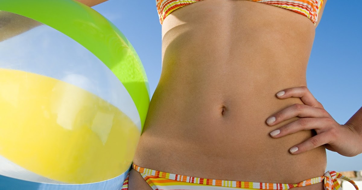 ALL TIPS 4U: How To Get Flat And Slim In 30 Days only