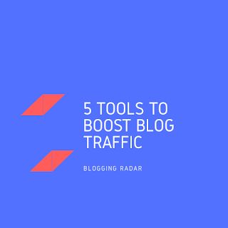 Blogging Tools to Instantly Boost Blog Traffic for Free