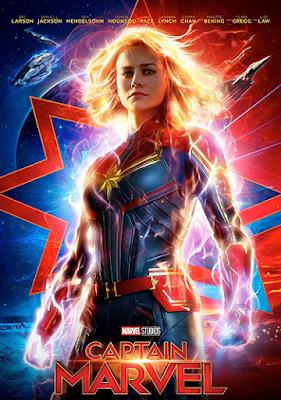 Captain Marvel [2019] [DVD R1] [Latino] V2 Resubido