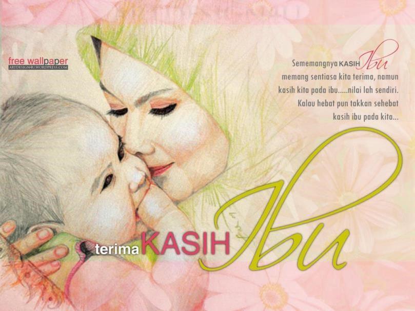 hari kasih sayang ibu