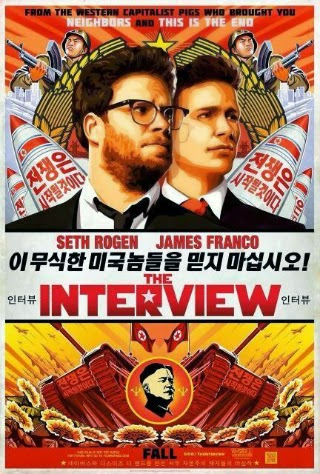 The Interview [2014] [DVD5 + DVD9] [NTSC] [Latino]