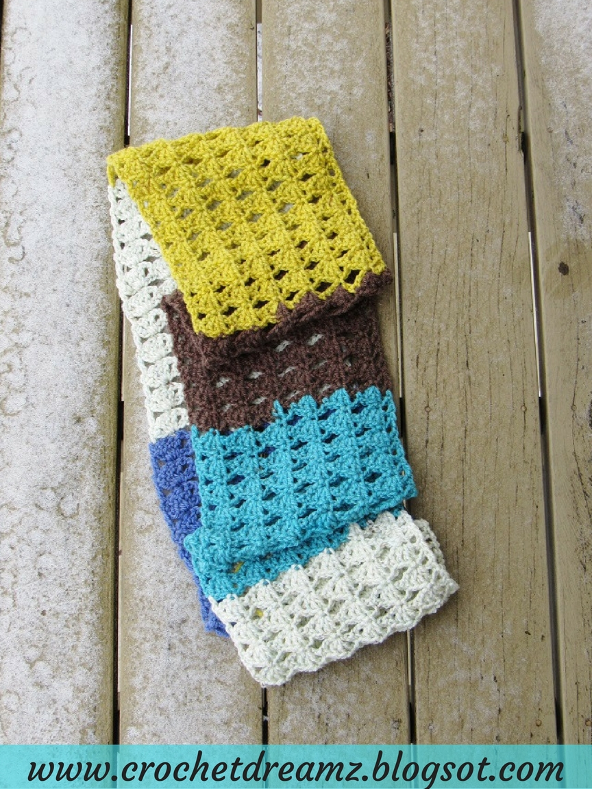 Crochet Patterns For Caron Cakes : Crochet Dreamz: Caron Cakes Infinity Scarf Crochet Pattern ...