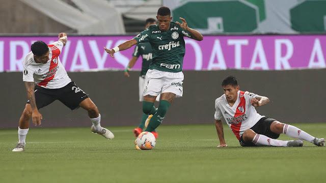 Palmeiras a la final de copa Libertadores | Foto: Prensa Palmeiras |