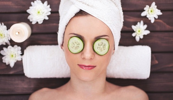 Fresh Benefits of Cucumber for Our Eyes