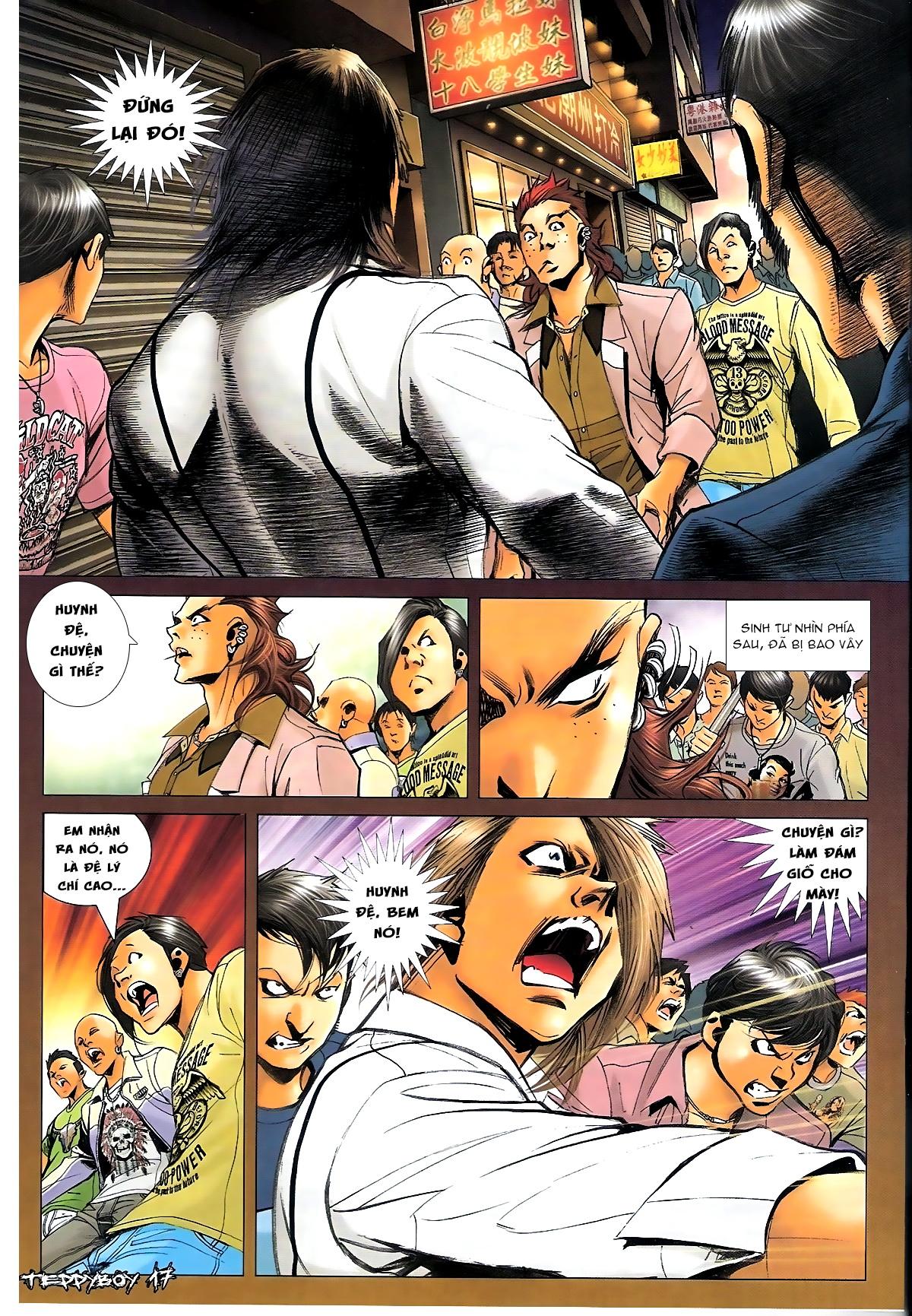 Người Trong Giang Hồ Chap 1350 - Truyen.Chap.VN