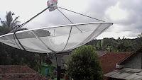 service parabola venus - jakarta utara