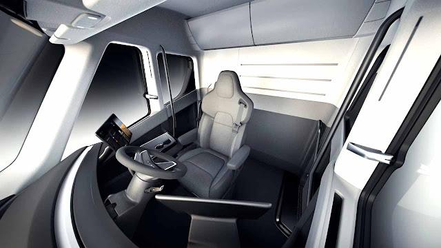 Tesla Semi diesel truck