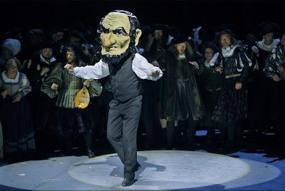 Wagner: Die Meistersinger - Bayreuth Festival - Johannes Martin Kränzle (Photo © Bayreuther Festspiele / Enrico Nawrath)
