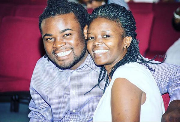 Gospel singer dumps husband hours after wedding