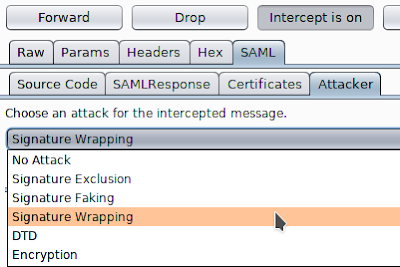 Testing SAML Endpoints for XML Signature Wrapping Vulnerabilities