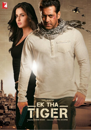 Ek Tha Tiger 2012 Full Hindi Movie Download BRRip 1080p