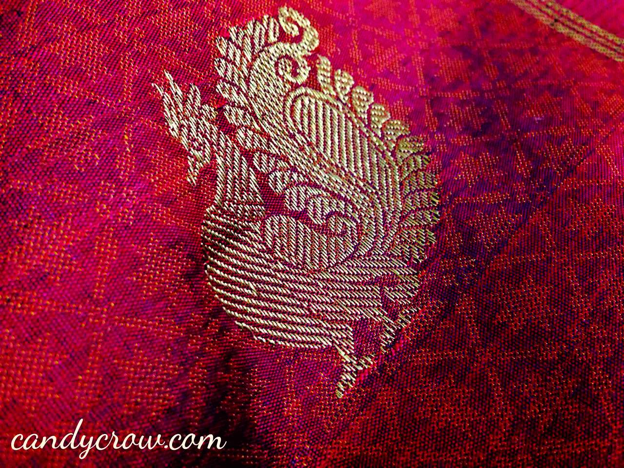 best place to buy silk saree in kanchipuram