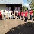 Pemdes Basaan Dua Berikan Bantuan Sembako Bagi Warga Isolasi Mandiri