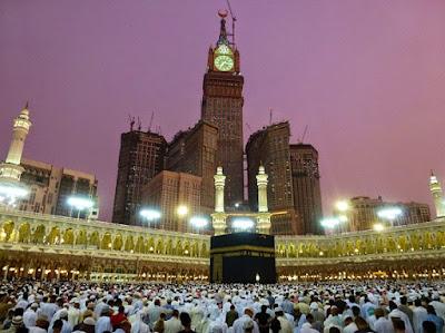 Image result for jam mekkah terbesar di dunia