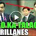 Nagka-Initan si Manny Pacquiao at Trillanes sa Senate Hearing Muntik Na!