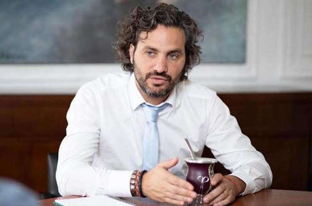 """Santiago Cafiero sobre el coronavirus: """"Estamos en los momentos más críticos"""""""