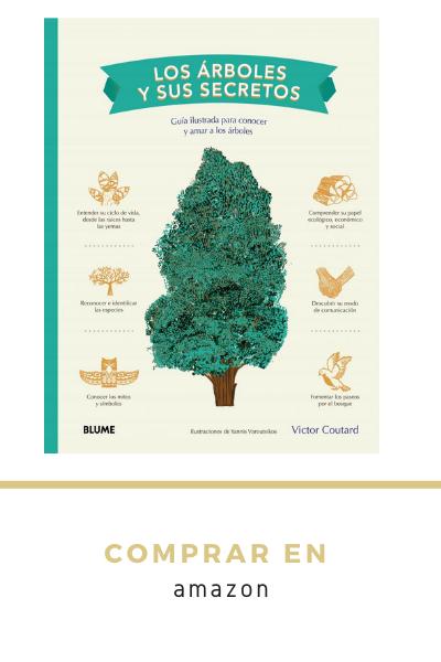 Libro sobre árboles