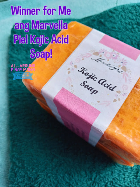 Marvella Piel, Top Kojic Acid Soap Philippines, Effective Kojic Acid Soap Philippines, Product Review, beauty Soap PH, Skincare Online Seller PH, SJ Valdez, All-Around Pinay Mama Blog