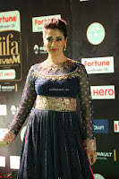 Raai Laxmi in Beautiful Backless Designer Anarkali Gown at IIFA Utsavam Awards 2017  Day 2  Exclusive 50.JPG