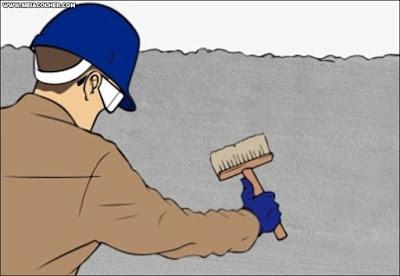 impermeabilizando a parede