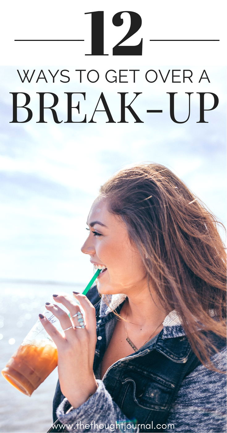 how to get over a break up, ways to get over a break up, moving on from a break up, surviving a break up, how to deal with a break up, breakup, breakups, breakup tips, break up advice