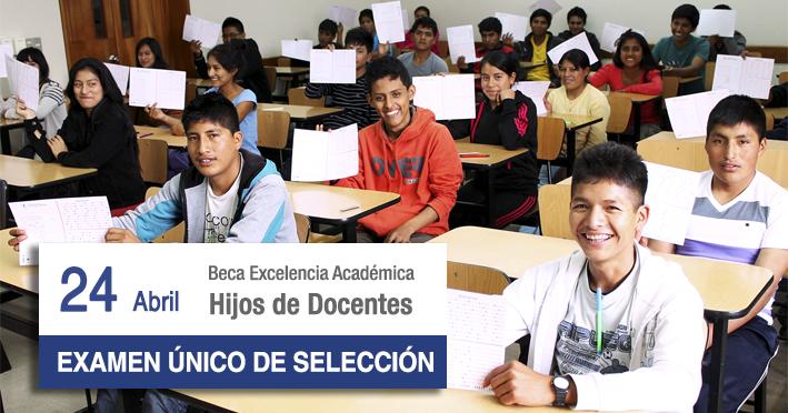Pronabec examen nico nacional beca hijos de docentes del for Prueba docente 2016