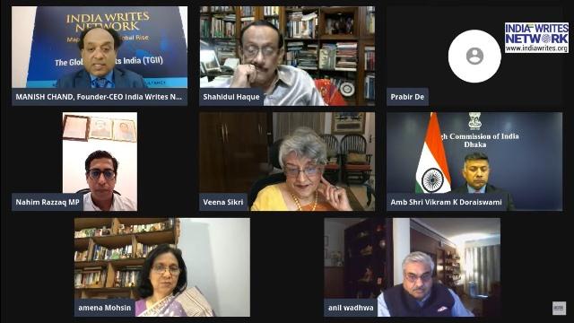 इंडिया  राइट्स नेटवर्क और इंडिया एंड  द वर्ल्ड पत्रिका का वेबिनार संपन्न