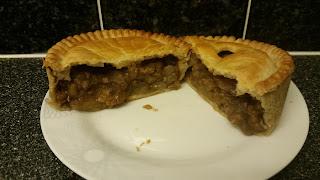 Radford's Pie Company Meat and Potato Pie Review