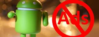 2 Cara Ampuh!! menghilangkan iklan di Hp android